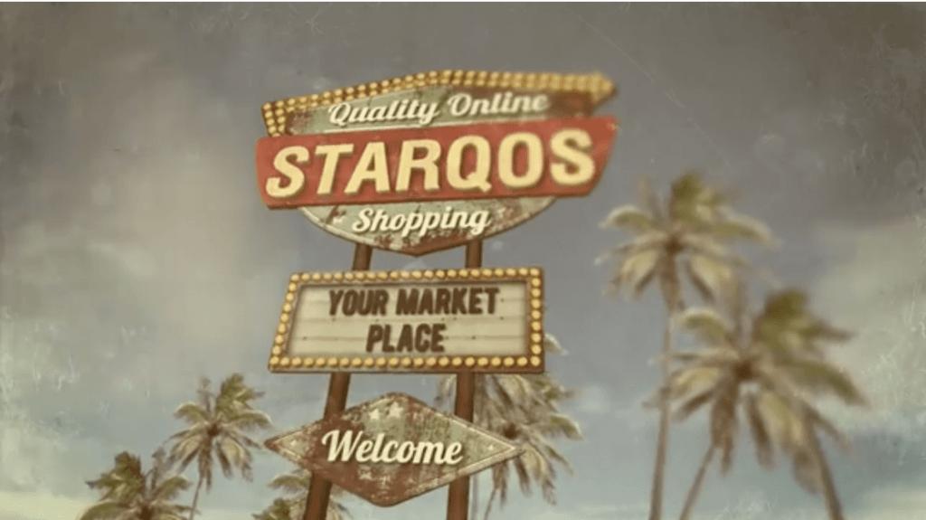 Réalisations vidéos : 6 autres jingles pour la web TV de StarQOS.com